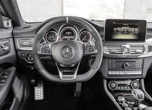 Mercedes-Benz CLS 2015 trình làng với đèn pha LED đa tia - 10