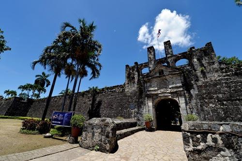 Tham quan pháo đài lâu đời nhất Philippines - 1