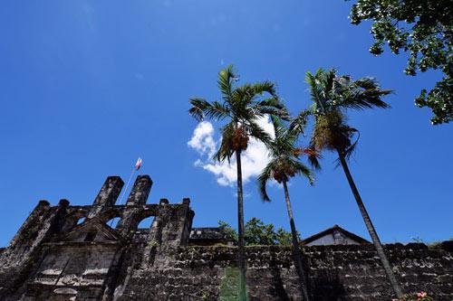 Tham quan pháo đài lâu đời nhất Philippines - 10