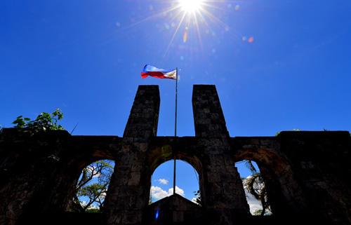 Tham quan pháo đài lâu đời nhất Philippines - 3