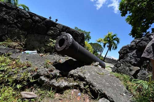 Tham quan pháo đài lâu đời nhất Philippines - 4