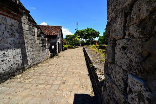 Tham quan pháo đài lâu đời nhất Philippines - 7