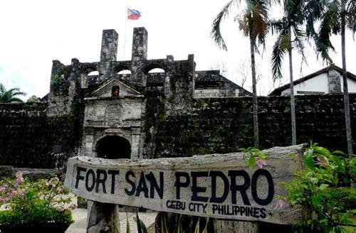 Tham quan pháo đài lâu đời nhất Philippines - 2