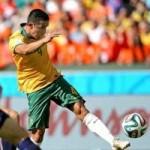 Bóng đá - Tim Cahill tái hiện siêu phẩm của Van Basten