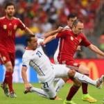 Bóng đá - Tây Ban Nha – Chile: Tận cùng nỗi đau
