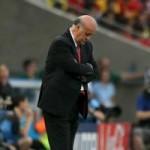 Bóng đá - Tây Ban Nha bị loại, Del Bosque tính từ chức