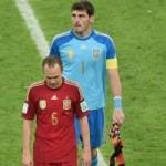 Bóng đá - Tây Ban Nha và vết xe đổ ám ảnh những nhà vô địch