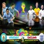 Bóng đá - Anh – Uruguay: 3 điểm hay theo chân TBN?