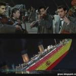 Ảnh chế hài hước về việc Tây Ban Nha bị loại sớm
