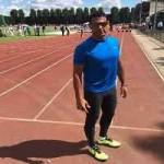 HLV của Dimitrov muốn chạy như ...Usain Bolt