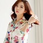 Thời trang - Nữ công sở thêm tự tin với sơ mi Việt