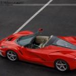 """Ô tô - Xe máy - Hàng """"khủng"""" LaFerrari Spider giá cao hơn Bugatti Veyron"""