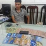 An ninh Xã hội - Bắt người TQ dùng thẻ ATM giả trộm tiền tại HN