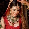 Trang phục cưới độc đáo của cô dâu Ấn Độ