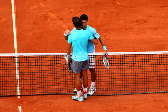 Tại giải Grand Slam gần nhất, Roland Garros 2014, Djokovic đã thua kình địch Nadal với tỷ số 1-3 (6-3, 5-7, 2-6, 4-6) trong trận chung kết.