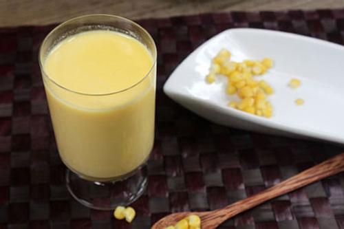 Cách làm sữa ngô ngon mê li - 8