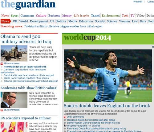 Báo Anh chua xót trước ác mộng, ngả mũ trước Suarez - 2
