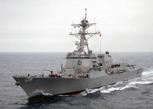 Mỹ-Philippines sắp bắn đạn thật trên Biển Đông - 1