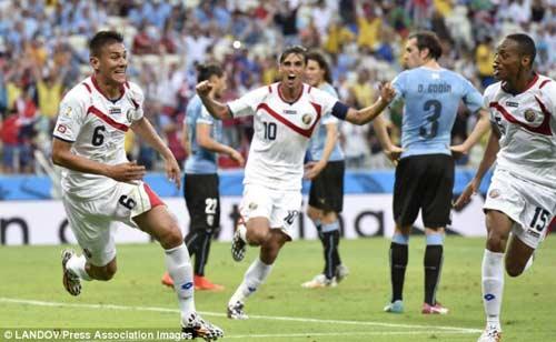 Italia – Costa Rica: Đừng coi thường kẻ lót đường - 1