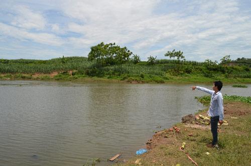 HN: Rủ nhau tắm sông, 3 học sinh chết đuối - 1