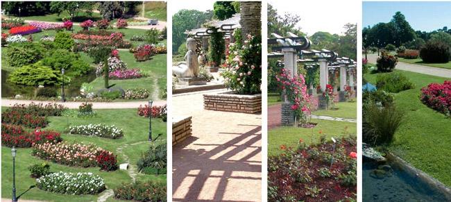 Công viên còn là nơi đăng cai tổ chức Lễ hội hoa hồng quốc tế lần thứ 17 diễn ra năm 2015.