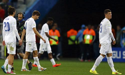ĐT Anh chỉ còn biết cậy nhờ vào Italia - 1