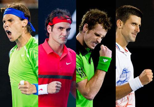 """Phân nhánh Wimbledon: Đợi đại chiến """"Big Four"""" - 1"""