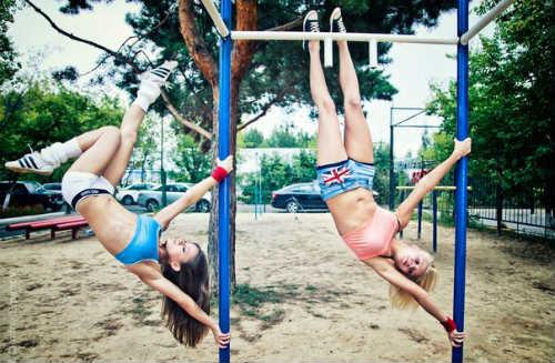 Thể dục đường phố: Thách thức những giới hạn - 1