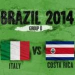 Bóng đá - TRỰC TIẾP Italia - Costa Rica: Bế tắc (KT)