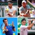 """Thể thao - Phân nhánh Wimbledon: Đợi đại chiến """"Big Four"""""""