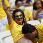 Bóng đá - Fan bóng đá khoe độ cuồng ở World Cup 2014