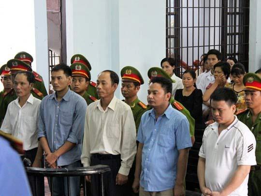 29 năm tù cho nhóm ăn chặn kỳ nam ở Khánh Hòa - 1