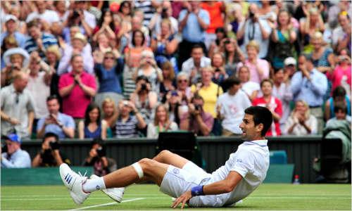 Wimbledon 2014: Djokovic & tham vọng trở lại ngôi số 1 - 2