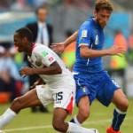 """Bóng đá - Góc 3D: """"Ngựa ô"""" Costa Rica đẩy Italia vào thế sống còn"""