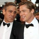 Phim - Brad Pitt sẽ làm phù rể cho George Clooney