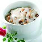 Ẩm thực - Chè đậu trắng ngọt thơm giải nhiệt cuối tuần