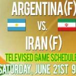 Bóng đá - TRỰC TIẾP Argentina - Iran: Phòng ngự kiên cường