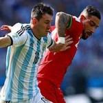 Bóng đá - Argentina – Iran: Mũi tên xuyên thủng tường thép