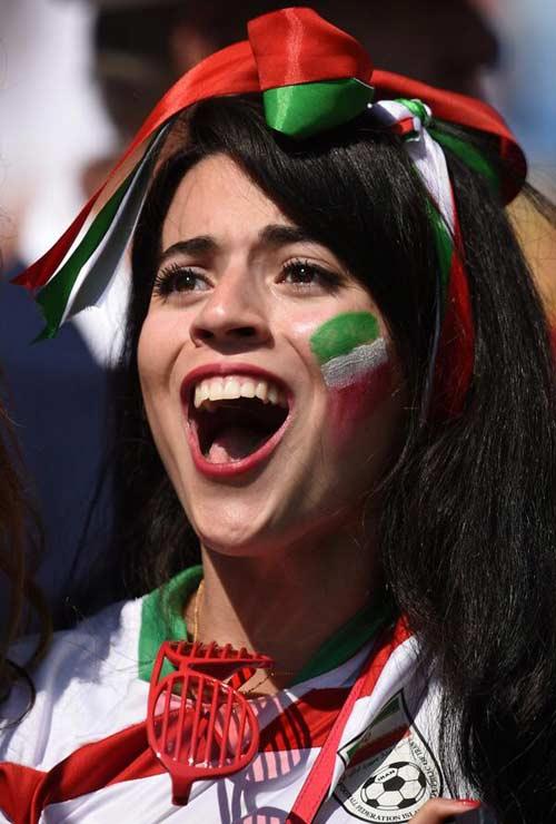 Fan bốc lửa xứ tango đua sắc bên vẻ thùy mị Iran - 13