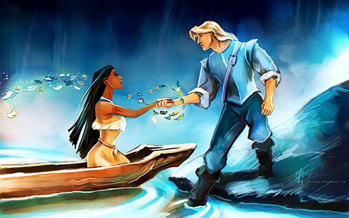 Trailer phim: Pocahontas - 3