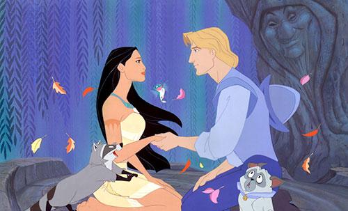 Trailer phim: Pocahontas - 5