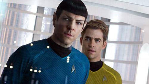 Trailer phim: Star Trek Into Darkness - 2