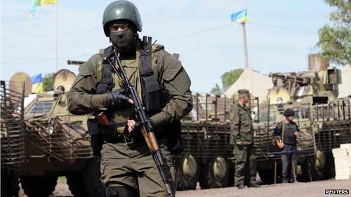 Putin ủng hộ kế hoạch hòa bình của Ukraine - 2