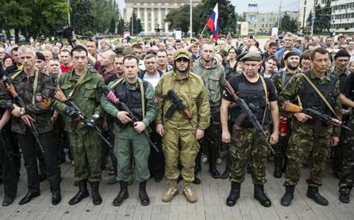 Putin ủng hộ kế hoạch hòa bình của Ukraine - 3