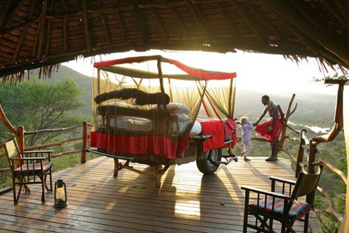 Ngủ dưới trời sao ở Kenya - 2