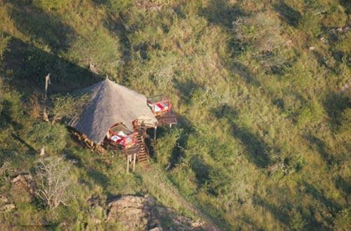 Ngủ dưới trời sao ở Kenya - 3