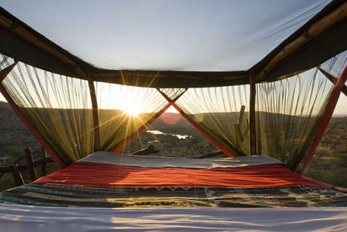 Ngủ dưới trời sao ở Kenya - 4