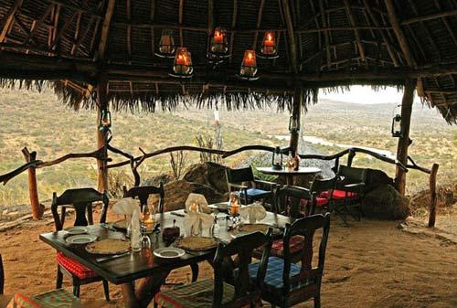 Ngủ dưới trời sao ở Kenya - 5
