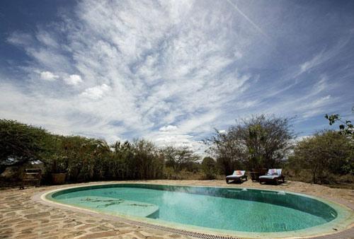 Ngủ dưới trời sao ở Kenya - 6