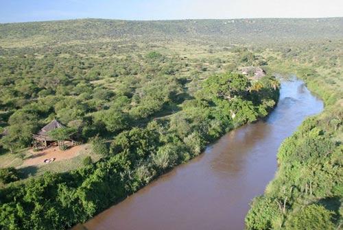 Ngủ dưới trời sao ở Kenya - 7